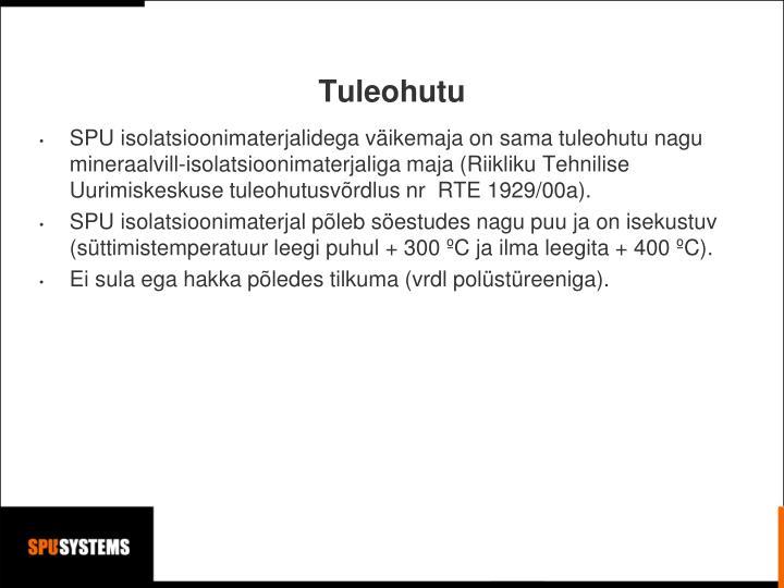 Tuleohutu