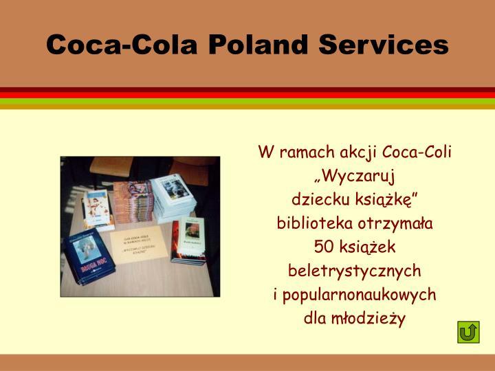 Coca-Cola Poland Services