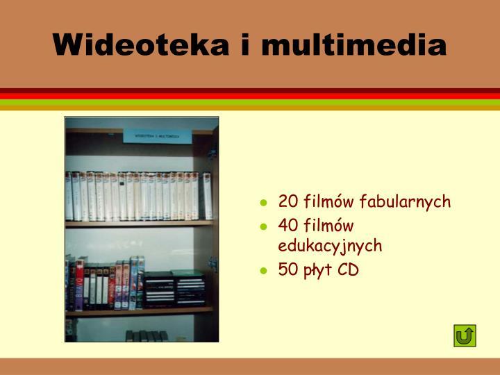 Wideoteka i multimedia