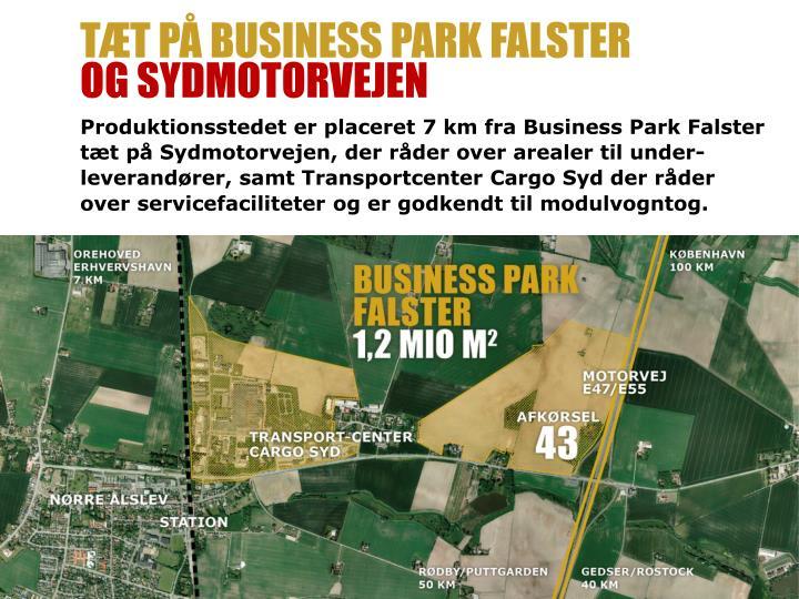 Tæt på Business Park