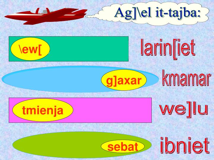 Ag]\el it-tajba:
