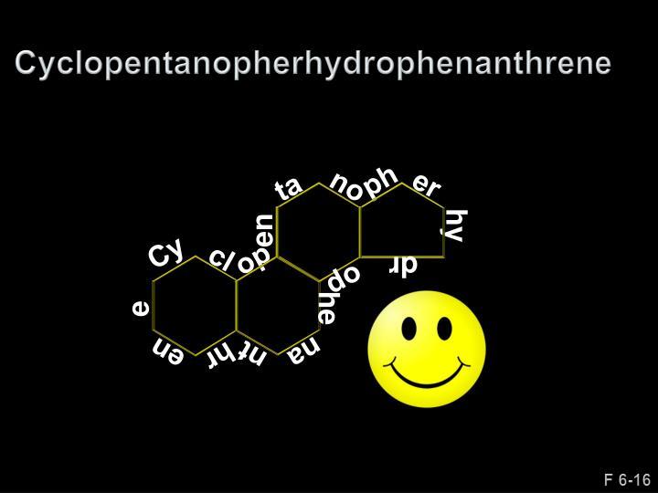 Cyclopentanopherhydrophenanthrene