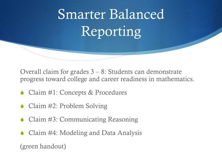 Smarter Balanced