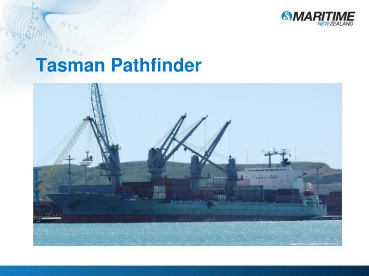 Tasman Pathfinder