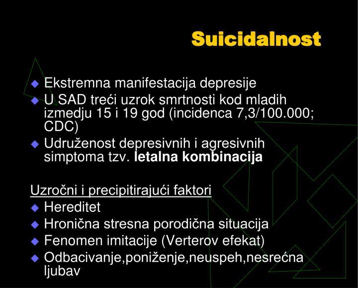Suicidalnost