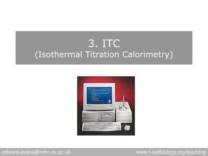 3. ITC