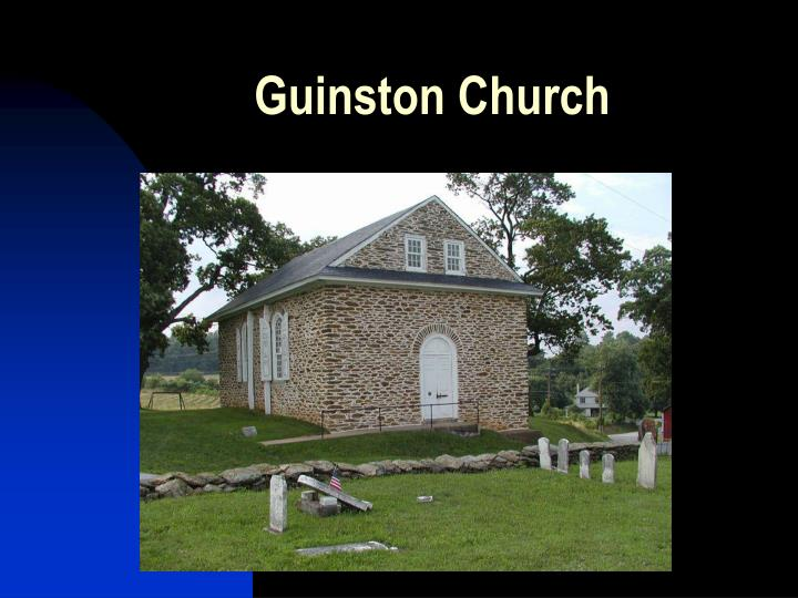 Guinston Church