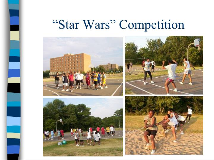 """Star Wars"" Competition"