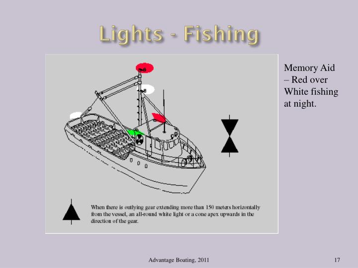 Lights - Fishing
