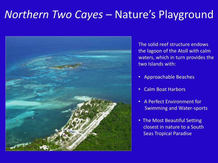 Northern Two Cayes