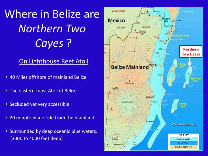 Where in Belize are