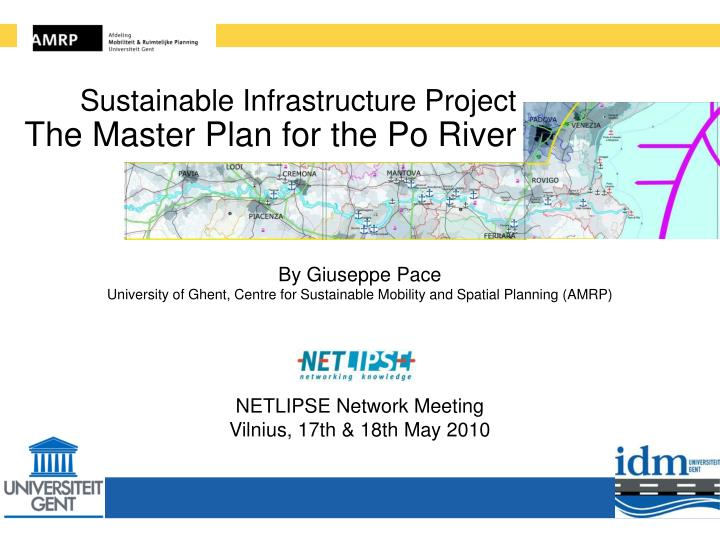 Sustainable Infrastructure Project