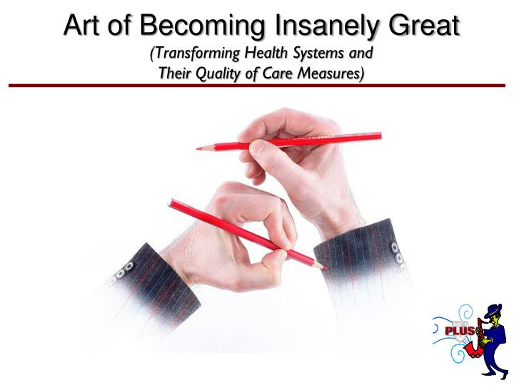 Art of Becoming Insanely Great