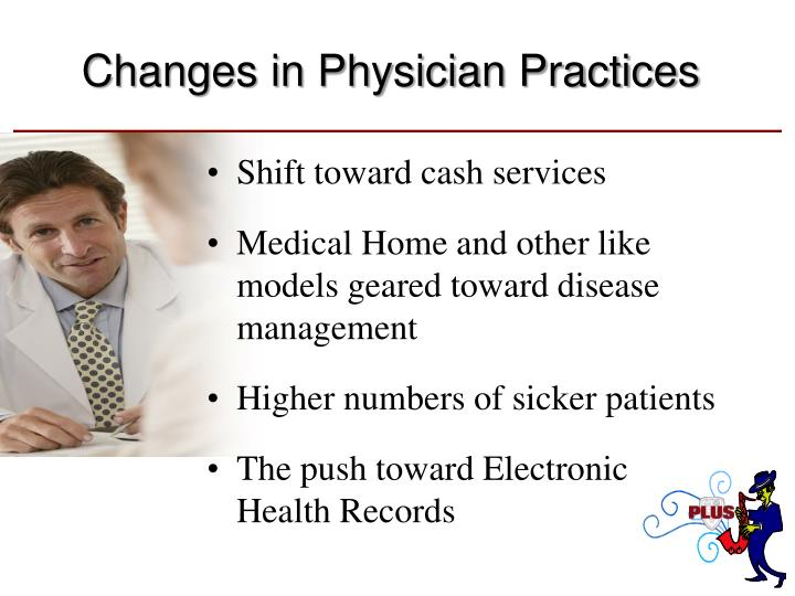 Changes in Physician Practices