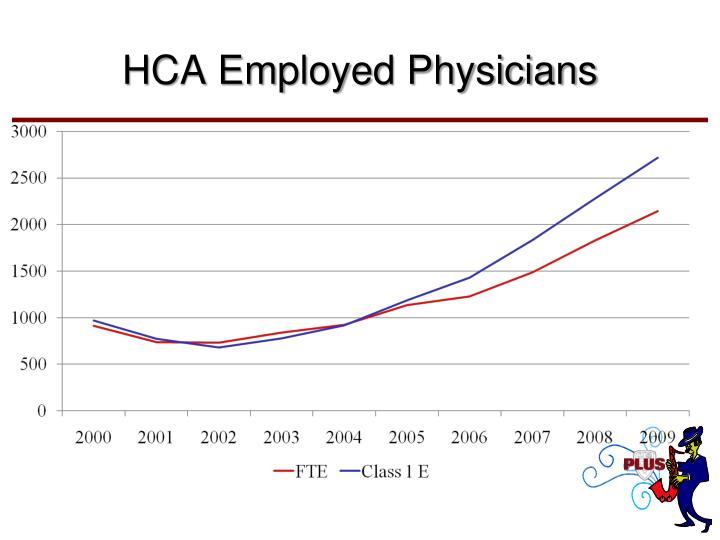 HCA Employed Physicians