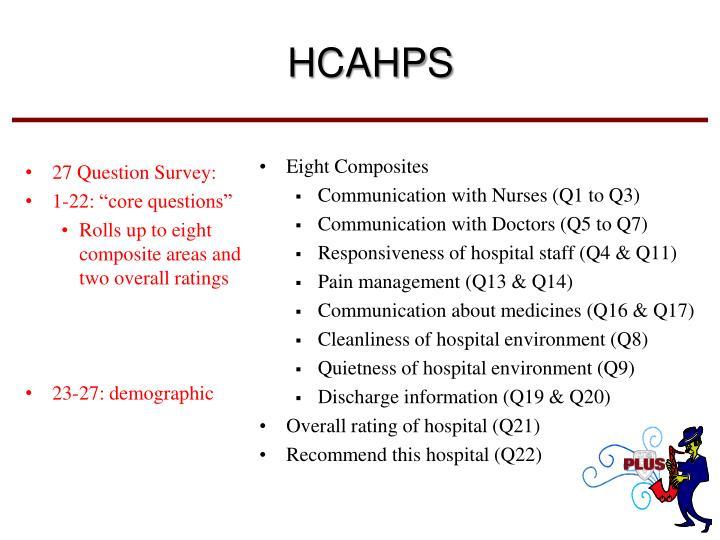 HCAHPS