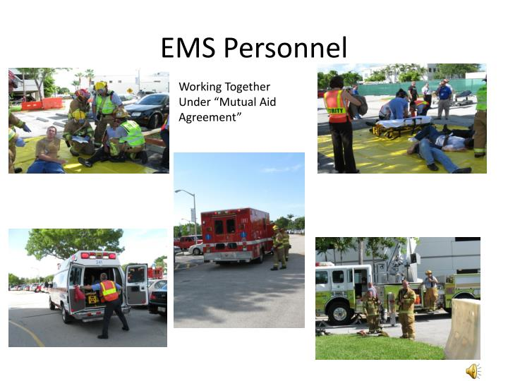 EMS Personnel