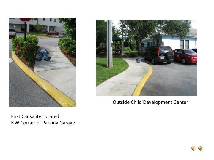 Outside Child Development Center
