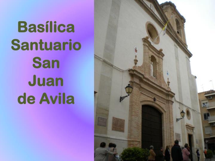 Basílica Santuario San