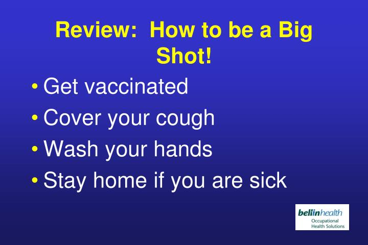 Review:  How to be a Big Shot!