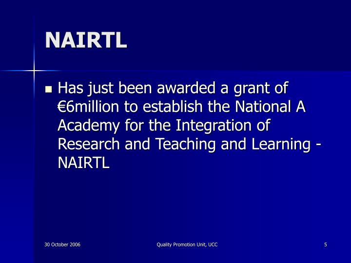 NAIRTL