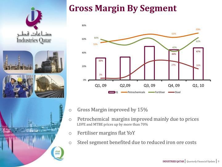 Gross Margin By Segment