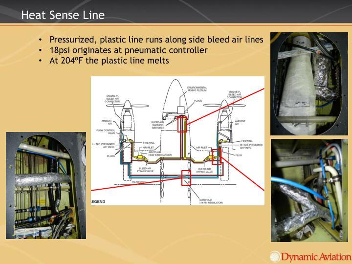 Heat Sense Line