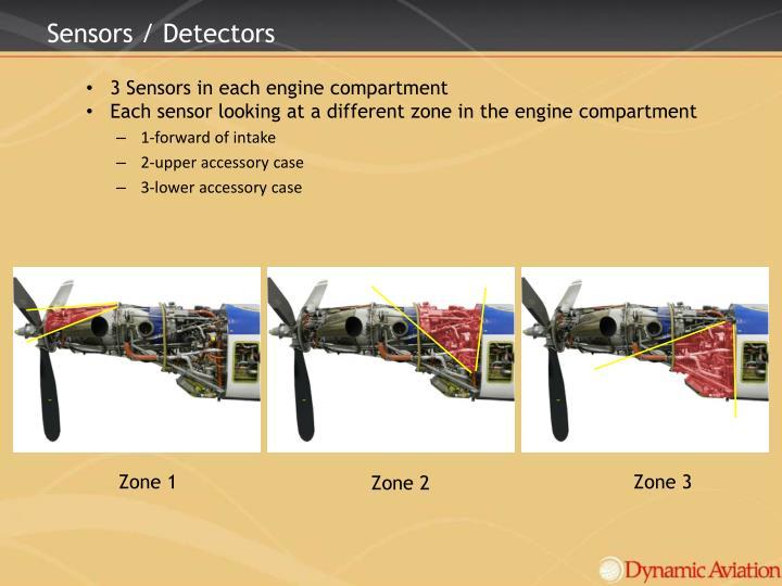 Sensors / Detectors