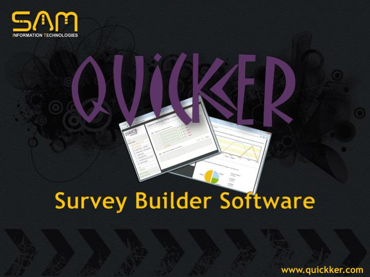 Survey Builder Software