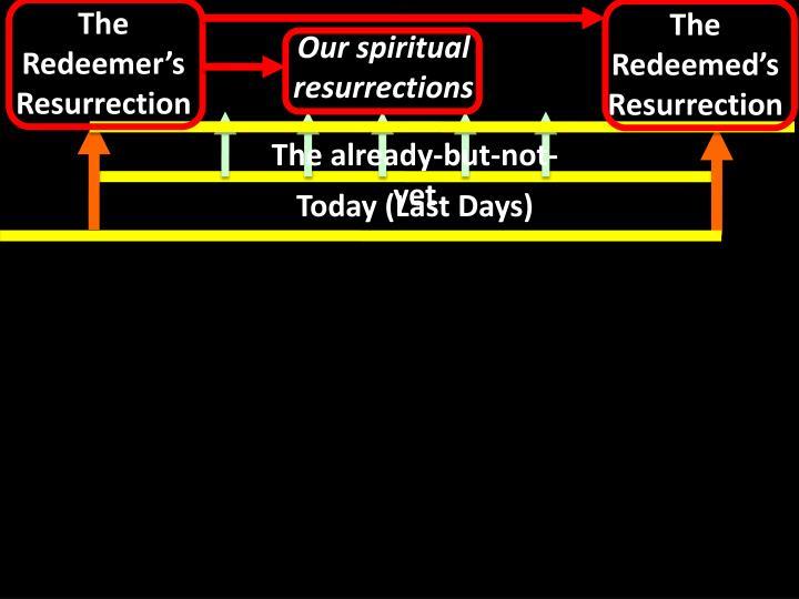 The Redeemer's