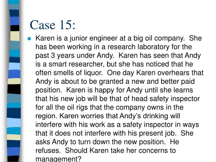 Case 15: