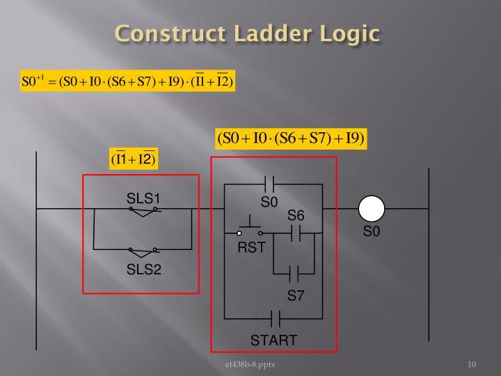 Construct Ladder