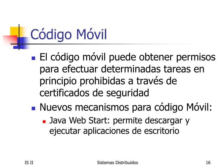 Código Móvil