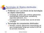 tecnolog as de objetos distribuidos3