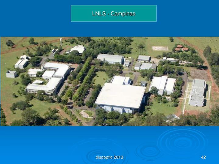 LNLS - Campinas