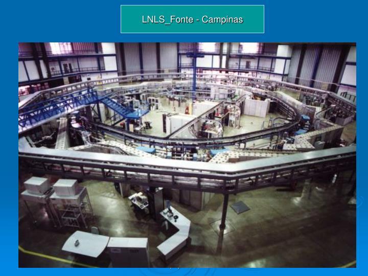 LNLS_Fonte - Campinas