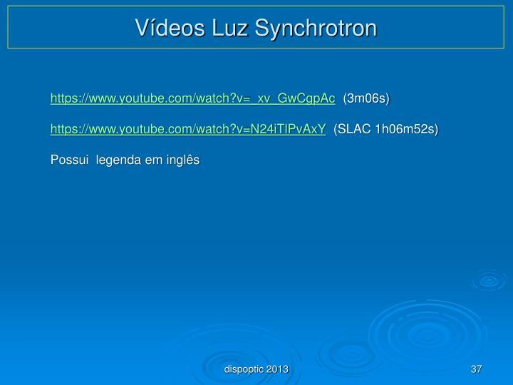 Vídeos Luz