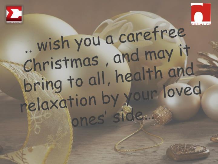 .. wish