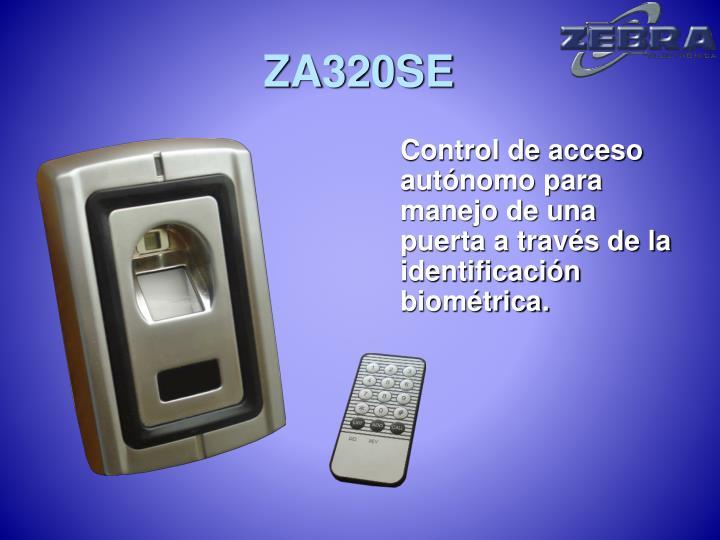 ZA320SE