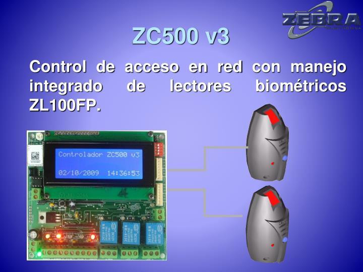 ZC500 v3