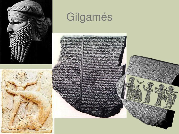 Gilgamés