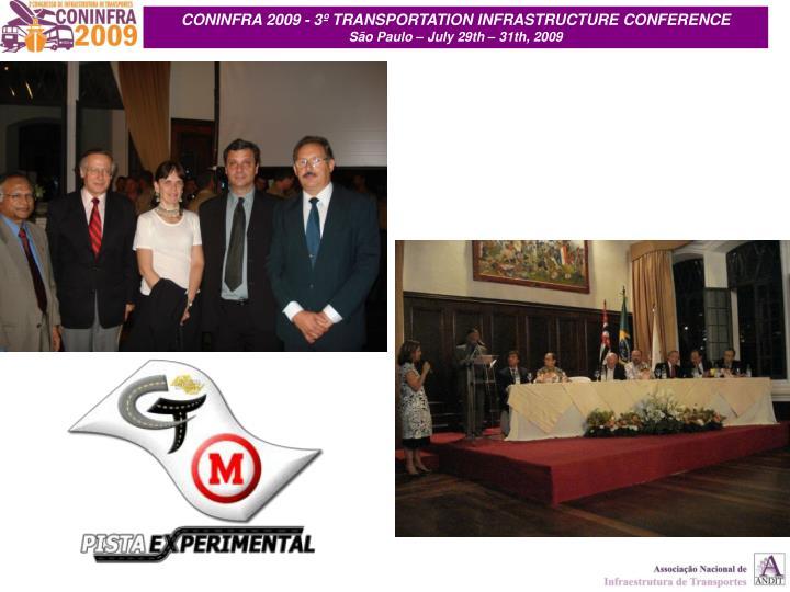 CONINFRA 2009 -
