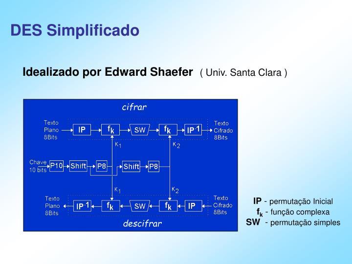 DES Simplificado