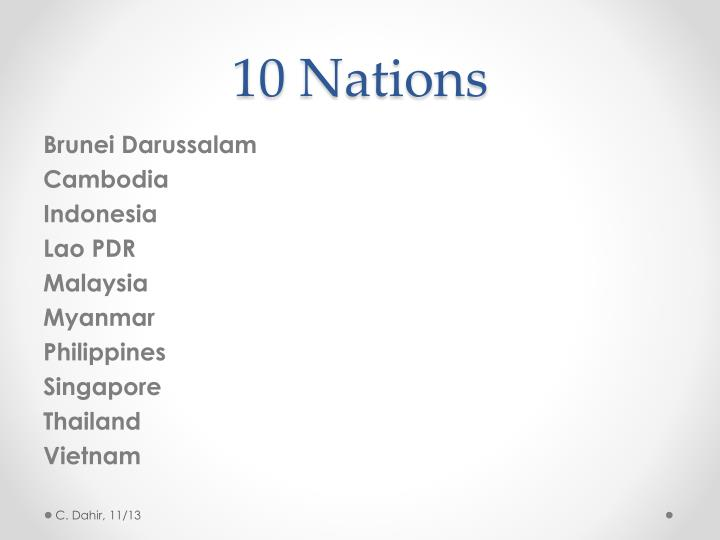 10 Nations