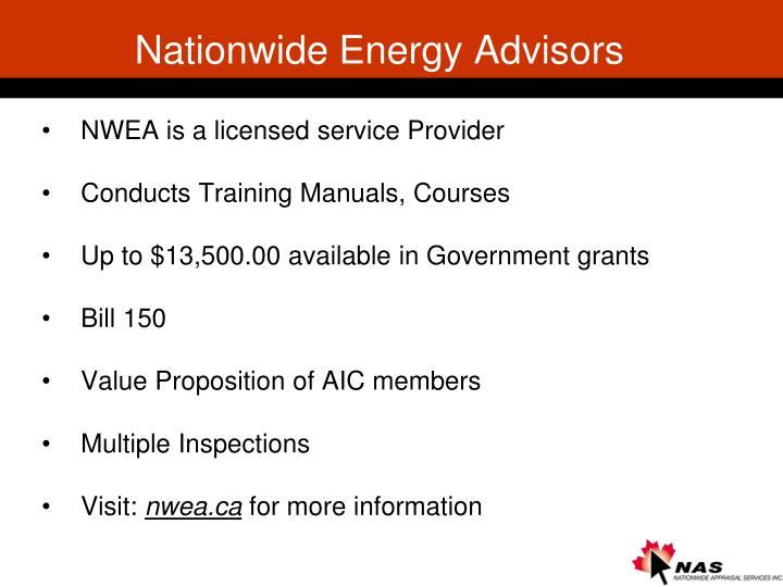 Nationwide Energy Advisors