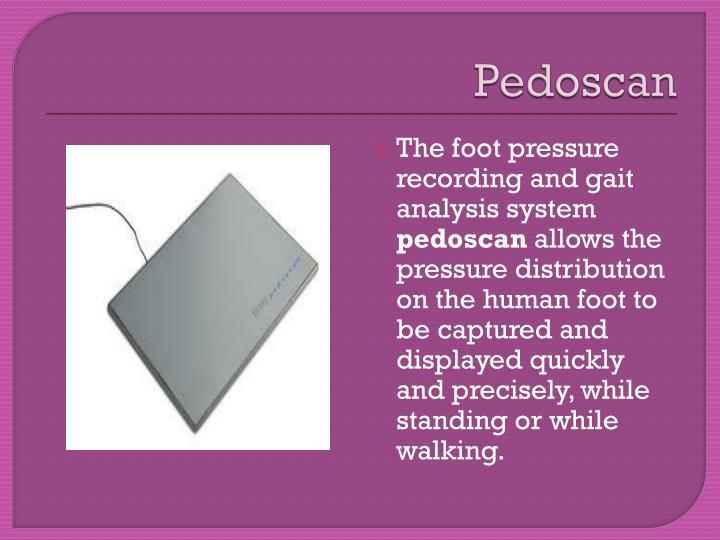 Pedoscan