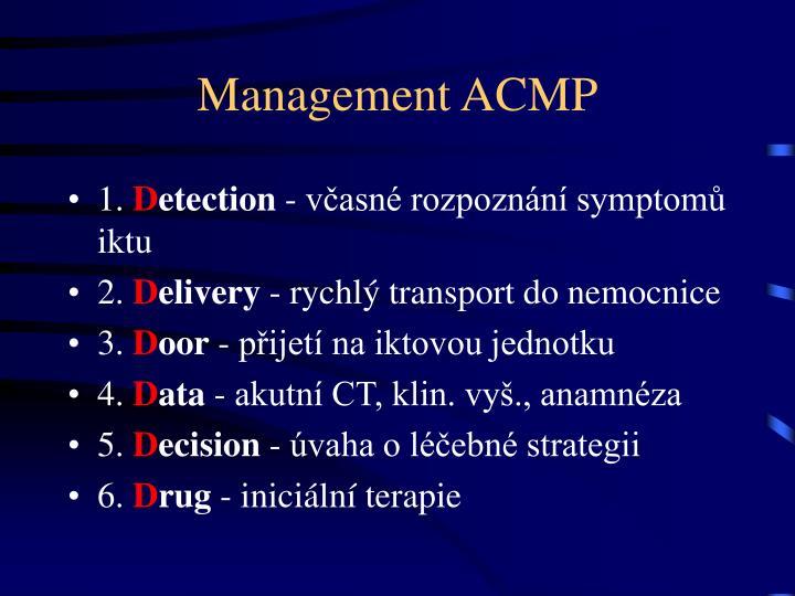 Management ACMP