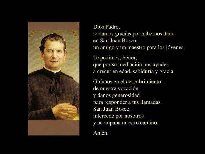 Dios Padre,