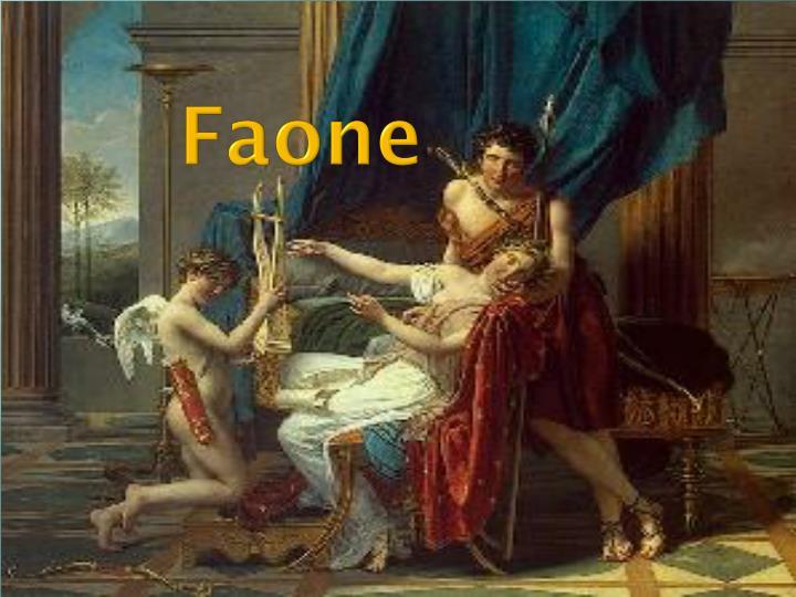 Faone
