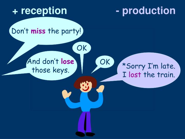 + reception